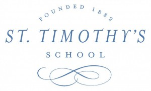 St Timothys Schl logo