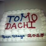tomodachi cake