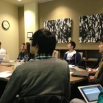 Teams at FoundersDen2