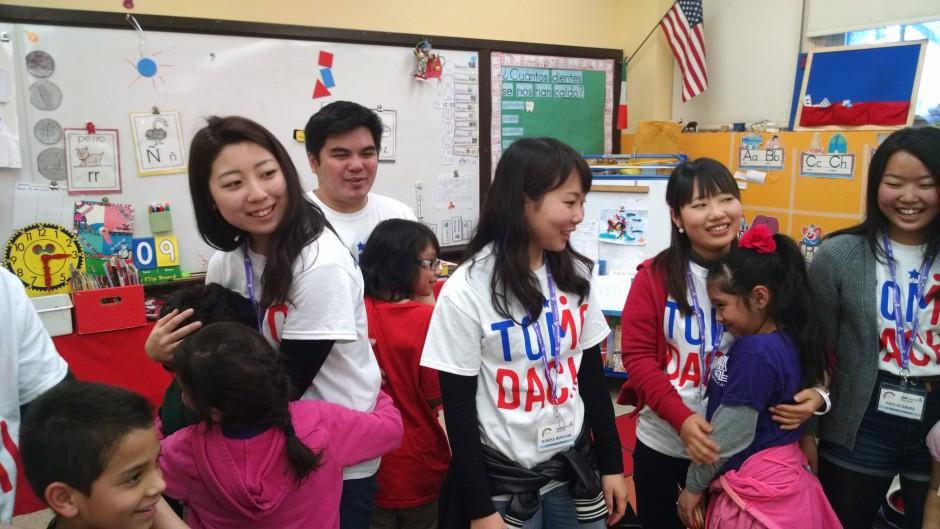 DePaul KTIS primary school community service