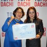 Ms. Mari Matthew from MetLife and USJC Board Member Royanne Doi