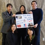 From ISC staff and Japan-America Student Conference (JASC) student leaders