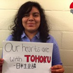 Messages from ISC staff and Japan-America Student Conference (JASC) student leaders