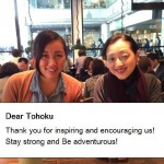 MetLife program alumna and a mentor! Aika&Rena
