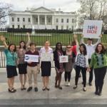 From The White House to Tohoku! USJC staffs