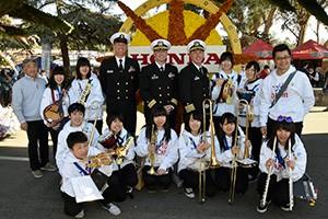 2016年度プログラムに参加した高校生 High school students from 2016 program