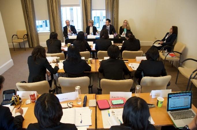 Building the TOMODACHI Generation: Morgan Stanley Ambassadors