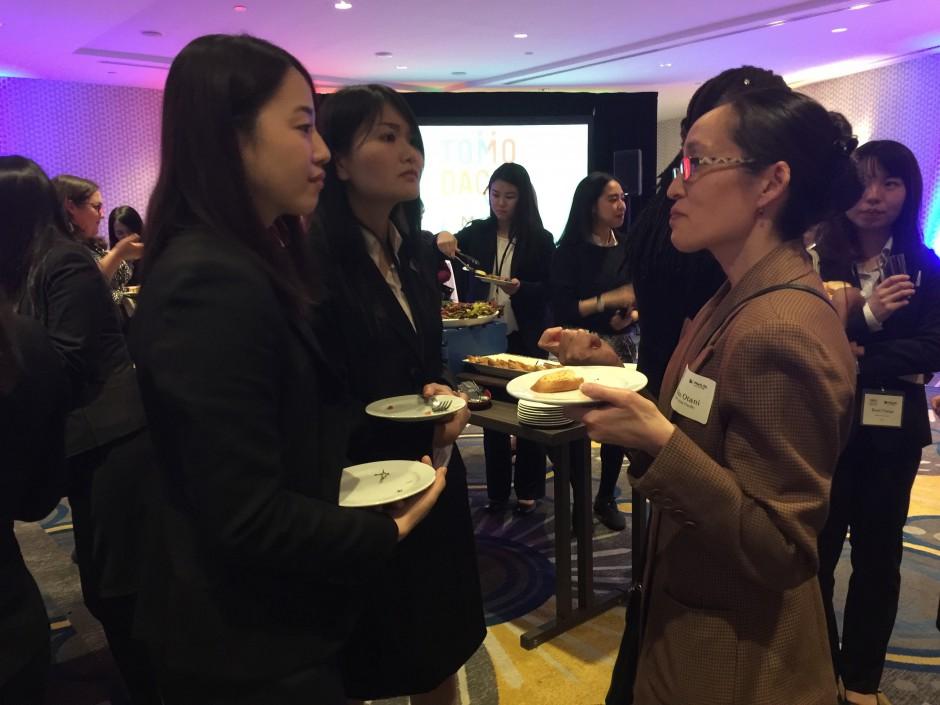 Meeting women in new york