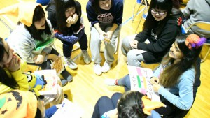 Step 2 TOMODACHI High School Women Career Mentoring Program in Fukushima 2017
