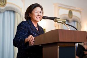 TOMODACHI Initiative Reception_U.S. Ambassador to Japan William F. Hagerty_120717_