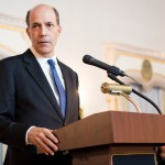TOMODACHI Initiative Reception_U.S. Ambassador to Japan William F. Hagerty_120717_15