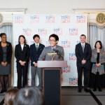 TOMODACHI Initiative Reception_U.S. Ambassador to Japan William F. Hagerty_120717_2