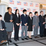 TOMODACHI Initiative Reception_U.S. Ambassador to Japan William F. Hagerty_120717_3