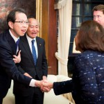 TOMODACHI Initiative Reception_U.S. Ambassador to Japan William F. Hagerty_120717_7