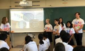 school presentation