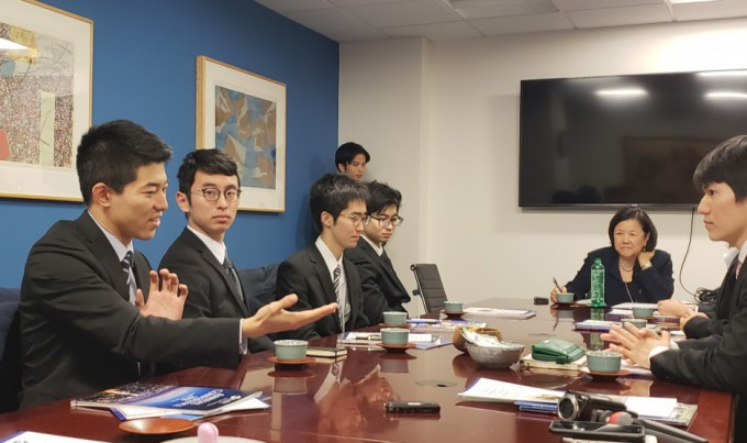 Sumitomo Scholars visit _Jan2019-1