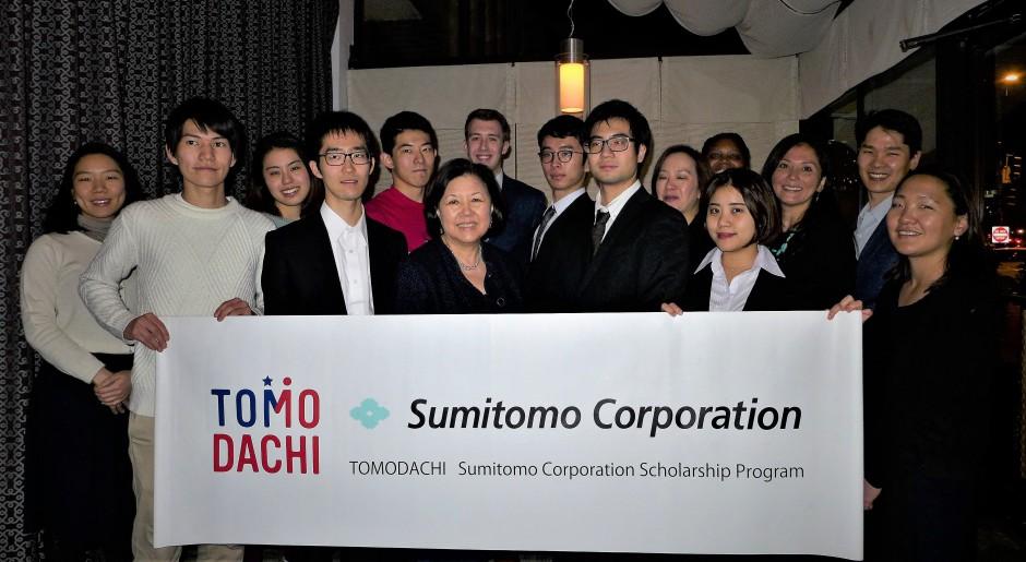 Sumitomo Scholars visit _Jan2019-4