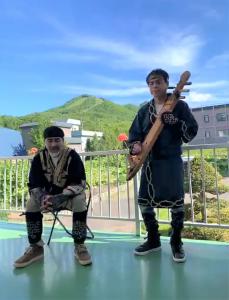 Ainu Performers_001