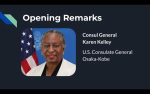 BLM Consul General Karen Kelley